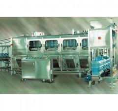 5加仑大桶水灌装机及生产线