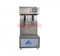 ZRBLG-2半自动流量式润滑油灌装机