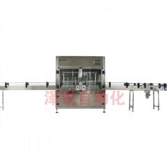 ZRDG-4全自动润滑油灌装机生产线
