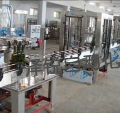 GDP-12全自动葡萄酒灌装生产线