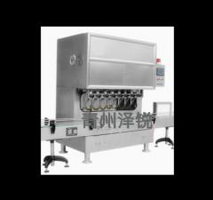 ZRDG系列全自动油类灌装机