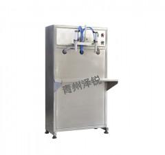 BQG-2半自动洗洁精灌装机