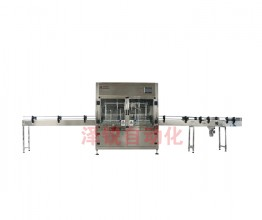 ZRDG-4 small full automatic edible oil filling production line