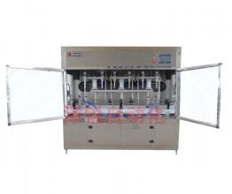 ZRDG-6全自动流量计智能液体定量灌装机
