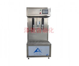 ZRBLG-2 semi-automatic flow lubricating oil filling machine
