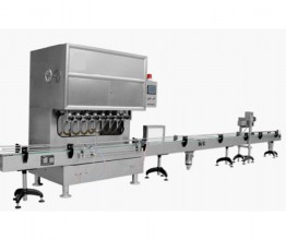 ZRDG-A series automatic oil filling machine production line