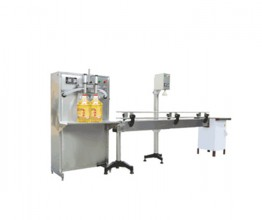 BQG-2 semi-automatic oil simple production line