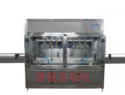 ZRDG-10全自动食用油灌装机