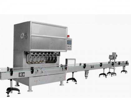 ZRDG-A系列全自动油类灌装机生产线