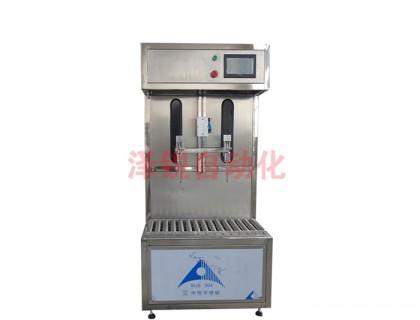 ZRBDG-2半自动食用油灌装机