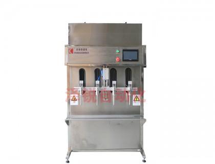 ZRBZL半自动机玻璃水灌装机